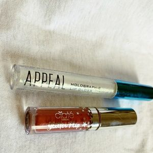 Appeal Cosmetics and Ciate London Lip Gloss Duo